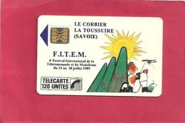 F 81  . FITEM 89 .  SC4 On   - COTE 120 € - France