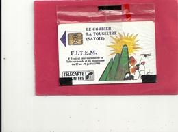 F 81  . FITEM 89 .  SC4 On .  NEUVE SOUS BLISTER  - COTE 140 € - France