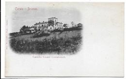 Carate Brianza (Monza-Brianza). Castello Cusani Confalonieri. - Monza