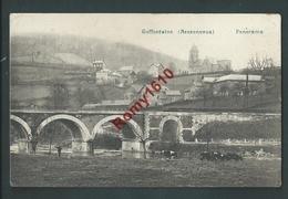 Goffontaine (Nessonvaux) - Panorama. Un Berger Et Son Troupeau De Vache. Bétail. - Pepinster