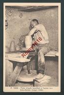 Grâce-Berleur - Potier D'argile Travaillant à L'ancien Tour. 1928 (A 19588). Liège, Musée De La Vie Wallonne - Grâce-Hollogne
