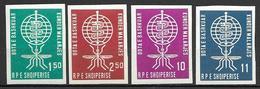 Albania 1962 - Malaria Eradication Emblem - Albania