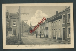 Grâce-Berleur - Carrefour Du Pérou - Grâce-Hollogne