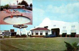 Alamo Plaza Hotel Courts & St Francis Hotel Courts - Hotels & Restaurants