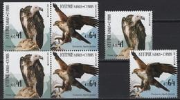 Cyprus (2019) - Set -   /   Europa CEPT Europe - Birds - Aves - Oiseaux - 2019