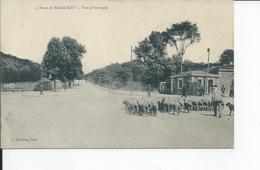 PARIS     PORTE DE BAGNOLET Vue Pittoresque - France