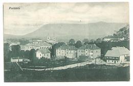 POSTCARD WITH VIEW OF POSTUMIA , 1924 . - Slovenië