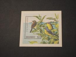 BAHAMAS - BF 1995 UCCELLO - NUOVO(++) - Bahamas (1973-...)