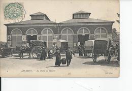 LIVAROT   La Halle Au Beurre 1906 - Livarot