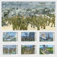 H01 Alderney 2019 75th Anniversary Of D-Day Presentation Pack SET - Alderney