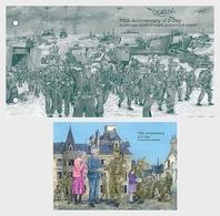 H01 Alderney 2019 75th Anniversary Of D-Day Presentation Pack - Alderney
