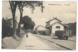PERRIGNY - La Gare - France