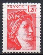 FRANCE N° 1974 O Y&T 1977-1978 Sabine - 1977-81 Sabine Of Gandon