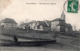 Dolomieu. - Quartier De L'Eglise - - Frankreich