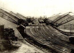 RAILWAY  MINE MINA MINERÍA, MINIERE, MIJNBOUW, BERGBAU  20*15CM Fonds Victor FORBIN 1864-1947 - Profesiones