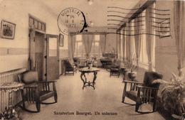 Montreal Québec Canada - Sanatorium Bourget - Hôpital Saint-Jean-de-Dieu - B&W - Written 1971 - 2 Scans - Montreal