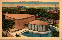 New York Buffalo Kleinhan's Music Hall 1942 - Buffalo