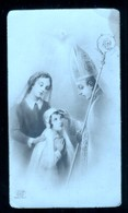 SANTINO ORIGINALE D'EPOCA - CRESIMA - ORBETELLO 1941 - HOLY CARD ( H254 ) - Santini