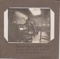 MINE MINA MINERIA, MINIERE, MIJNBOUW, BERGBAU  14*10CM Fonds Victor FORBIN 1864-1947 - Profesiones