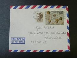 Sobre De Francia 1989 - Francia
