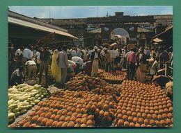 Ile Maurice Mauritius Port Louis Marché Market Pineapples Ananas 17 11 1971 - Maurice