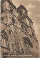 W3167 Altamura (Bari) - Cattedrale Duomo - Particolare Della Facciata / Viaggiata 1951 - Altamura