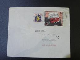 Sobre De Francia 1965 - Francia