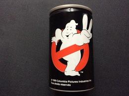 CANNETTE COCA COLA  BURGER KING *Sos Fantômes *Ghostbusters Burger King Coca Cola Ghost In A Unopened Can FRANCE 1989 - Cannettes