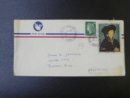 Sobre De Francia 1970 - Francia