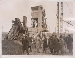 MAMMOTH MACHINE SAND ASPHALT CARPETS BISHOPS STORTFORD A DONALD PATTERSON NEW Z 20*15CM Fonds Victor FORBIN 1864-1947 - Profesiones
