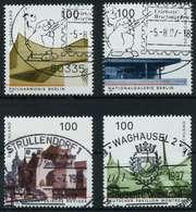 BRD 1997 Nr 1906-1909 Gestempelt X868C0E - BRD