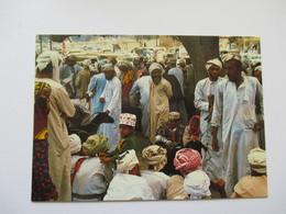 Nizwa Suq  Sultanate Of Oman - Oman