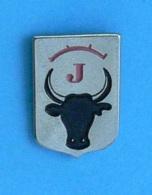 1 PIN'S  //  ** MANADE JALABERT ** - Bullfight - Corrida