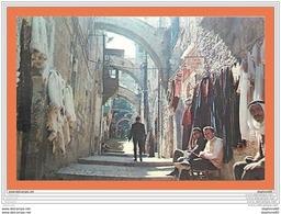 A513 / 429  Israel JERUSALEM The Via Dolorosa - Cartoline