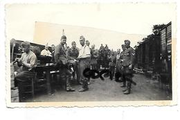 LE ROEULX  GARE TRAIN SOLDATS ALLEMANDS 1941 - Le Roeulx