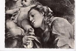 PARMA, GALLERIA NAZIONALE, Corregio, La Madonna Del S. Girolamo (Particolare), Unused Postcard [23250] - Paintings