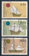 °°° PORTUGAL - Y&T N°1482/83/85 - 1980 °°° - 1910 - ... Repubblica