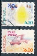 °°° PORTUGAL - Y&T N°1486/87 - 1980 °°° - 1910 - ... Repubblica