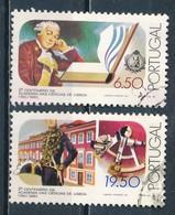 °°° PORTUGAL - Y&T N°1488/89 - 1980 °°° - 1910 - ... Repubblica