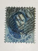 COB N ° 15 Oblitération P106 St Trond - 1863-1864 Médaillons (13/16)