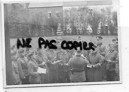 LE ROEULX  GEBURSTAG MAJOR SOLDATS ALLEMANDS 1943 - Le Roeulx