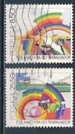 °°° PORTUGAL - Y&T N°1507/8 - 1981 °°° - 1910 - ... Repubblica