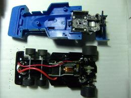 SCALEXTRIC TYRRELL P 34 Ref 4054 Azul / Scheckter / Made In Spain - Circuitos Automóviles