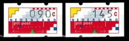 1993 Automaatstroken Voor ATM Klussendorf-automaat 90c, 145 Ct MNH/**/Postfris - Paesi Bassi