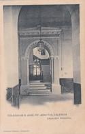 VALENCIA. COLEGIO DE S. JOSE PP JESUITAS. ESCALERA PINCIPAL. ANTONIO GARCIA FOTO. HAUSER Y... CPA CIRCA 1910s - BLEUP - Valencia