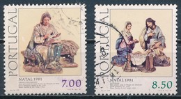 °°° PORTUGAL - Y&T N°1526/27 - 1981 °°° - 1910 - ... Repubblica