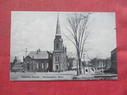 Edwards Church    Northampton  Massachusetts    Ref 3386 - Northampton