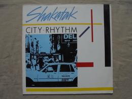 Disque Vinyle 33 T - SHAKATAK City-Rythm Polydor 1985 - Jazz