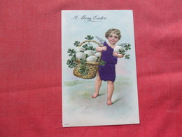 Easter Embossed    Silk  Clothing   Ref 3386 - Pâques