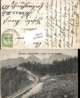 617050,Gruss Aus Den Karpaten Romania Rumänien Takcsany - Rumänien